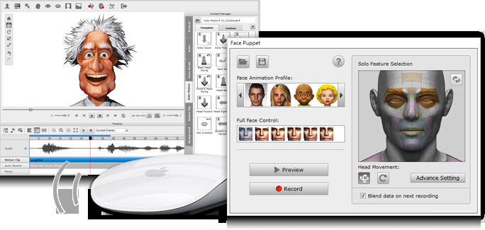 CrazyTalk7 Animation - Facial Animation and Lip Sync Software