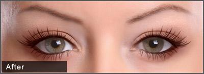 Realistic Eye Template Eye Shadow Template