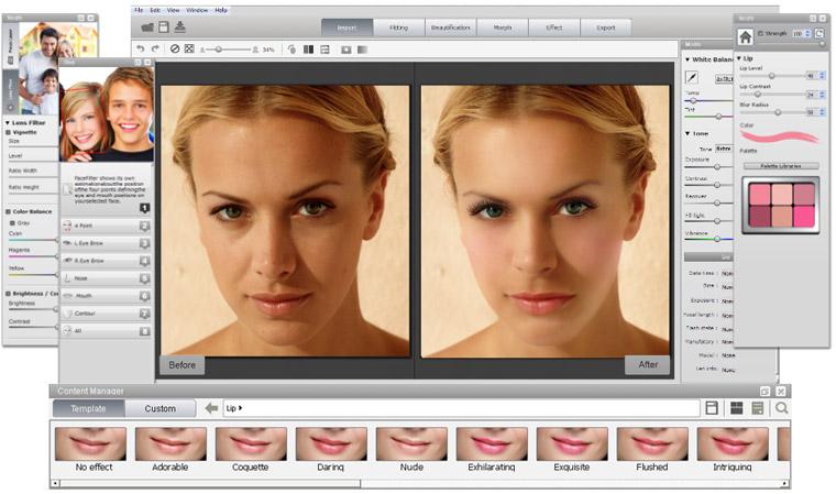 facefilter3 pro portable