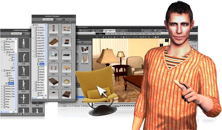 iClone 5 – 3D 动画制作软件[Windows][$99→0]丨反斗限免