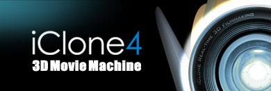 iclone 4 3d movie machine