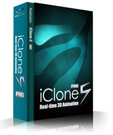 iClone5 - Real-time Animation