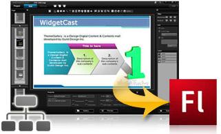 widgetcast