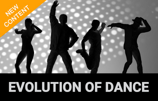 Evolution of Dance content pack