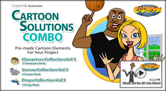 CartoonSolutionsCOMBO