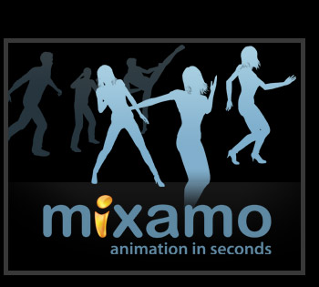 Mixamo animation in seconds