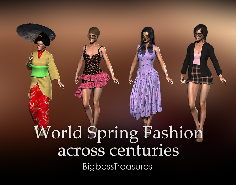World Spring Fashion