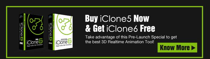 Iclone 5 motion packs Free