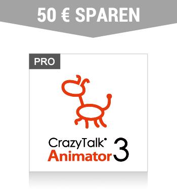 CrazyTalk Animator3 Pro
