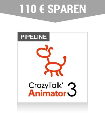 CrazyTalk Animator3 Pipeline
